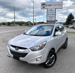 Used 2015 Hyundai Tucson GLS | AWD | BACKUP CAM | BLUETOOTH | HEATED SEATS | for sale in Barrie, ON