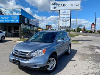Used 2011 Honda CR-V EX-L | 4WD | SUNROOF | HEATED SEATS | LEATHER | for sale in Barrie, ON