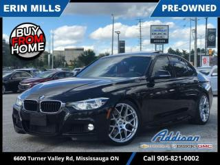 Used 2016 BMW 3 Series xDrive Sedan  NAVI|EXEC PKG|SUNROOF| for sale in Mississauga, ON