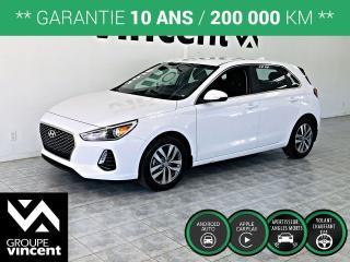 Used 2018 Hyundai Elantra GT GL ** GARANTIE 10 ANS ** L?Elantra GT prouve que le plaisir et la commodité peuvent coexister! for sale in Shawinigan, QC