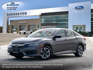 Used 2018 Honda Civic SEDAN LX for sale in Ottawa, ON