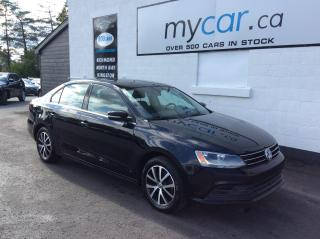 Used 2016 Volkswagen Jetta 1.8 TSI Trendline+ SUNROOF, ALLOYS, HEATED SEATS, BACKUP CAM!! for sale in Richmond, ON