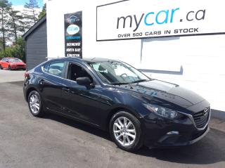 Used 2016 Mazda MAZDA3 GS NAV, HEATED SEATS, ALLOYS, BACKUP CAM!! for sale in Richmond, ON