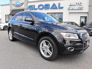 Used 2017 Audi Q5 3.0T Technik for sale in Ottawa, ON