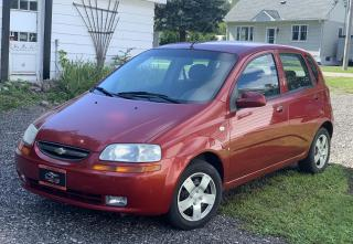 Used 2007 Chevrolet Aveo LS for sale in Tiny, ON