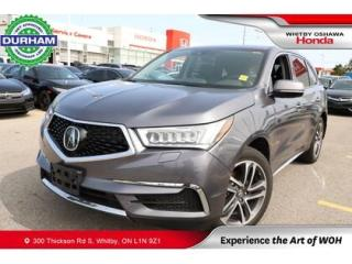 Used 2018 Acura MDX SH-AWD for sale in Whitby, ON