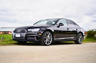 Used 2017 Audi A4 2.0T Technik *S-LINE* *ADVANCED DRIVERS ASST* *COMFORT SEATING PKG* *NAVIGATION* for sale in Surrey, BC
