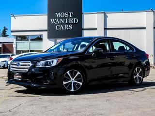 Used 2017 Subaru Legacy TECH 3.6L|NAV|BLIND|LTHR|H/K for sale in Kitchener, ON