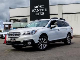 Used 2016 Subaru Outback LIMITED|NAV|EYE SIGHT|BSM|H/K|LANE DEP for sale in Kitchener, ON