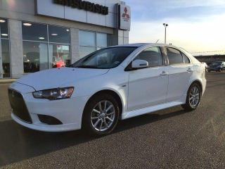 Used 2015 Mitsubishi Lancer Sportback SE for sale in Lethbridge, AB
