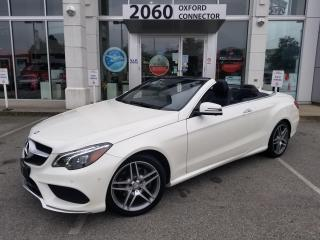 Used 2014 Mercedes-Benz E-Class E 350 CONVERTIBLE for sale in Port Coquitlam, BC