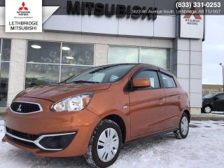 Used 2018 Mitsubishi Mirage ES for sale in Lethbridge, AB