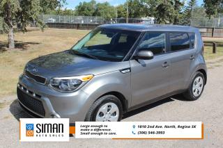Used 2016 Kia Soul LX CLEARANCE PRICED for sale in Regina, SK