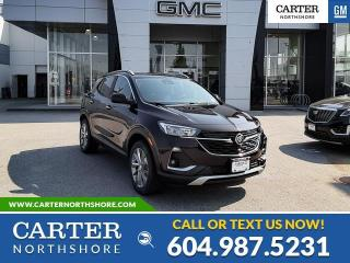 New 2020 Buick Encore GX Select MOONROOF - PWR DRIVER SEAT - BLIND SENSOR - PWR LIFTGATE for sale in North Vancouver, BC