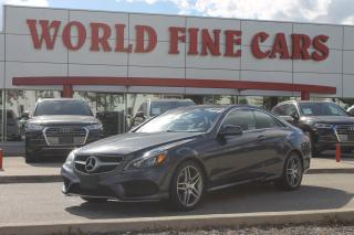 Used 2014 Mercedes-Benz E-Class | Ontario Local! | *ACCIDENT FREE* for sale in Etobicoke, ON