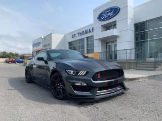 Used 2019 Ford Mustang Shelby GT350 GT350 R RWD/Navi/Blis/Carbon Fiber Wheels for sale in St Thomas, ON