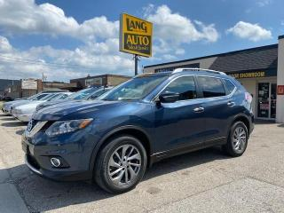 Used 2015 Nissan Rogue SL FULLY LOADED,  PURE AWD,NAVI for sale in Etobicoke, ON