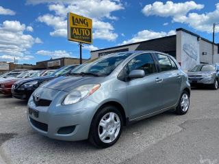 Used 2009 Toyota Yaris LE EXTRA SET OF WHEELS, ICE COLD A/C! for sale in Etobicoke, ON
