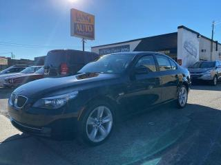 Used 2008 BMW 528 xi X-DRIVE, VERY WELL MAINTAINED, SERVICE RECORDS! for sale in Etobicoke, ON