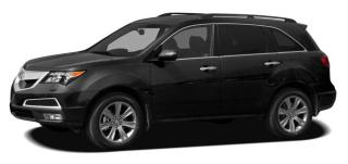 Used 2011 Acura MDX Elite Package for sale in Burlington, ON