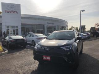 Used 2018 Toyota RAV4 LE FWD - 2 SETS OF TIRES - BACKUP CAMERA - NO ACCIDENTS for sale in Stouffville, ON