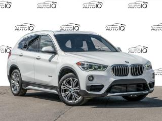 Used 2017 BMW X1 xDrive28i CERTIFIED! ALL WHEEL DRIVE ! for sale in Hamilton, ON