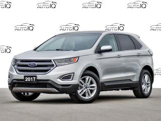 Used 2017 Ford Edge SEL PANORAMIC SUNROOF NAVIGATION for sale in Hamilton, ON