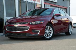 Used 2017 Chevrolet Malibu 1LT POWER SEATS - BACKUP CAMERA - START STOP BUTTON for sale in Chatham, ON