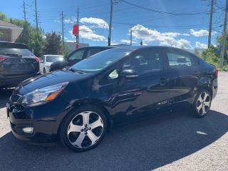 Used 2014 Kia Rio SX, ACIDENT FREE, AUTO, BLUETOOTH, A/C, CAMERA for sale in Ottawa, ON