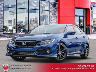 New 2020 Honda Civic Sport 2020 MODEL CLEAROUT ON NOW for sale in Huntsville, ON