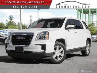 Used 2016 GMC Terrain SLE-1 REVERSE CAM | BLUETOOTH | A/C | CRUISE for sale in Stittsville, ON