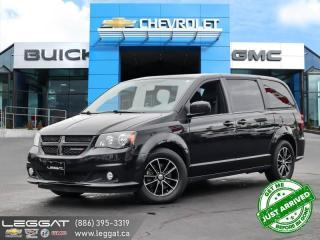 Used 2018 Dodge Grand Caravan GT CLEAN HISTORY! | STOW & GO! for sale in Burlington, ON