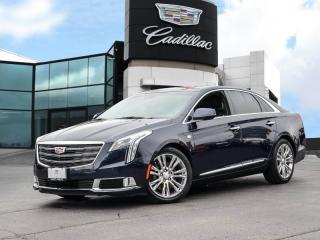 Used 2019 Cadillac XTS Luxury ONE OWNER! | CLEAN HISTORY! for sale in Burlington, ON