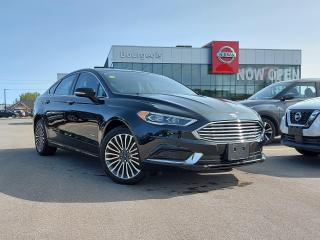 Used 2018 Ford Fusion Energi SE Luxury LEATHER, NAVIGATION for sale in Midland, ON