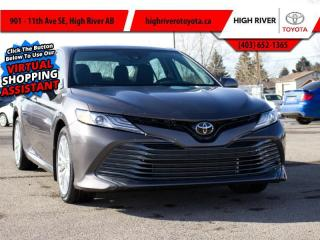 New 2020 Toyota Camry XLE    FWD for sale in High River, AB