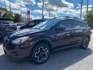 Used 2013 Subaru XV Crosstrek 2.0i w/Sport Pkg, AUTO, BLUETOOTH, ACCIDENT FREE for sale in Ottawa, ON