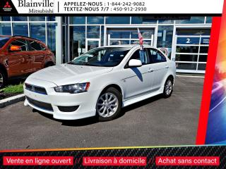 Used 2012 Mitsubishi Lancer SE CLIM + MAGS + SIEGES-CHAUFFANTS for sale in Blainville, QC