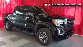 Used 2020 GMC Sierra 1500 AT4 | Crew Cab | Carbon Pro | Navigation | Sunroof for sale in Listowel, ON