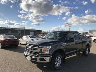 Used 2020 Ford F-150 XLT 4WD SuperCab 6.5' Box *LIKE NEW* *Tow Pkg* *Bl for sale in Brandon, MB