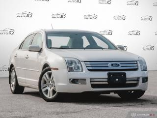 Used 2009 Ford Fusion SEL for sale in Oakville, ON