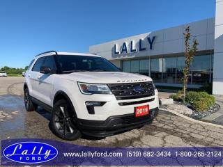 Used 2019 Ford Explorer XLT, Moonroof, Nav,4x4!!! for sale in Tilbury, ON