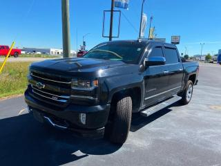 Used 2018 Chevrolet Silverado 1500 2LZ, Bose, Rev cam, Leather, Sunroof, Heated seats for sale in Tilbury, ON