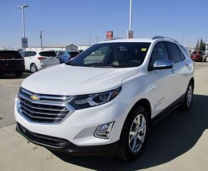 New 2020 Chevrolet Equinox Premier AWD/ REMOTE START/ HEATED SEATS/ WIFI for sale in Estevan, SK