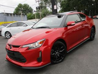 Used 2016 Scion tC AUTOMATIC|POWER MOONROOF|ONE OWNER|84KMS for sale in Burlington, ON
