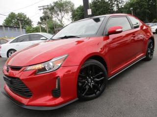 Used 2016 Scion tC AUTOMATIC|POWER MOONROOF|ONE OWNER|85KMS for sale in Burlington, ON