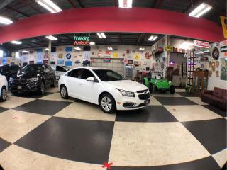 Used 2015 Chevrolet Cruze LT1 AUT0MATIC A/C CRUISE CONTROL BACKUP CAMERA 104K for sale in North York, ON