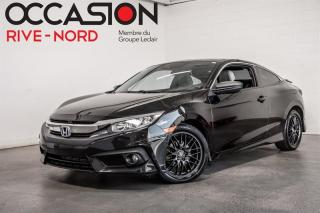 Used 2016 Honda Civic EX-T w-Honda Sensing MAGS+TOIT.OUVRANT for sale in Boisbriand, QC