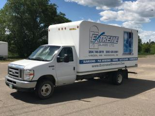 Used 2012 Ford Econoline Commercial Cutaway for sale in Winnipeg, MB