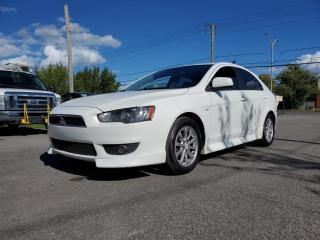 Used 2011 Mitsubishi Lancer Sportback *CUIR*TOIT*BT* 57$/SEM for sale in St-Jérôme, QC
