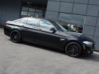 Used 2011 BMW 5 Series 535i xDrive|LEATHER|SUNROOF|ALLOYS for sale in Toronto, ON